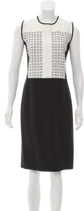 Reed Krakoff Sleeveless Knee-Length Dress