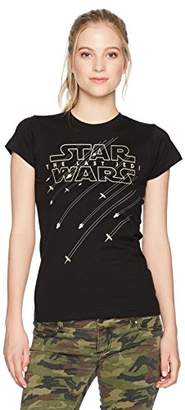 Star Wars Junior's Last Flight Poster Logo Top