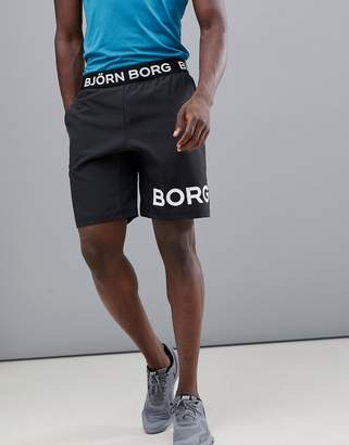 Bjorn Borg logo performance shorts