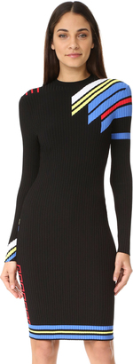 Versace Long Sleeve Dress $1,750 thestylecure.com