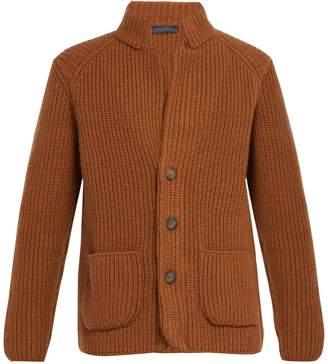 THOM SWEENEY Button cashmere cardigan