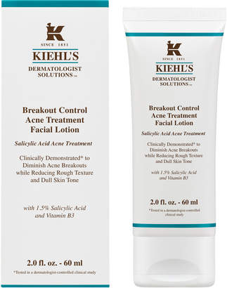 Kiehl's Kiehls Breakout Control Acne Treatment Facial Lotion
