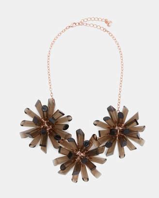 Ted Baker SADRINA Triple geo burst necklace