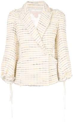Brock Collection tweed jacket