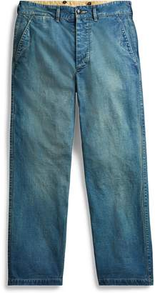 Ralph Lauren Limited-Edition Straight Pant