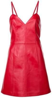 ALEXACHUNG Alexa Chung flared mini dress