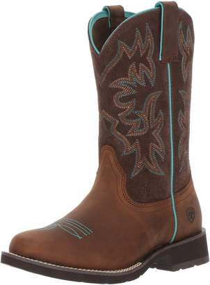 Ariat Women's Delilah Round Toe Work Boot