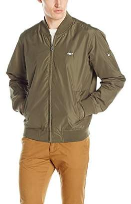 Obey Men's Eightball Ii Bomber Jacket
