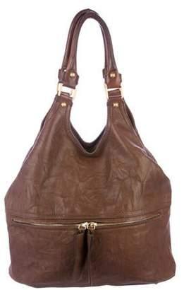 Givenchy Leather Hobo Bag Brown Leather Hobo Bag