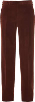 Ermenegildo Zegna Corduroy Straight-Leg Pants