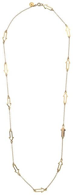 Marc By Marc JacobsMarc by Marc Jacobs Follow Me Longer Necklace