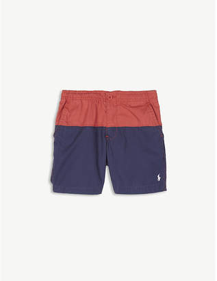 Ralph Lauren Colour block cotton shorts 2-4 years