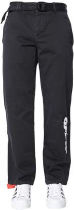 Off-White Off White Chino Trousers