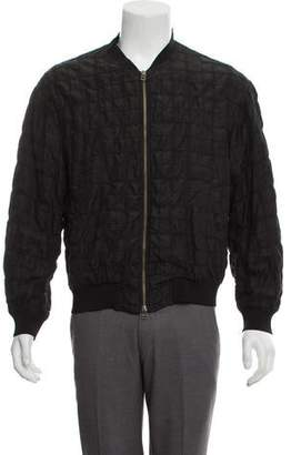 1364f69efb5 3.1 Phillip Lim Quilted Silk Bomber Jacket