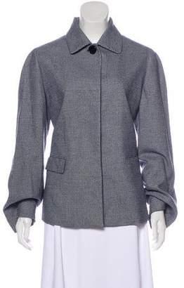 Kiton Cashmere Silk-Lined Blazer