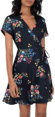 Molly Bracken Floral-Print A-Line Fit Flare Dress