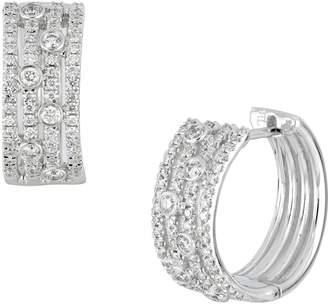 Bony Levy Liora Diamond Hoop Earrings