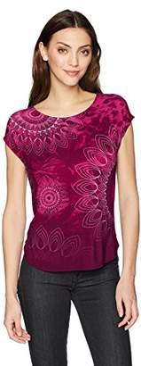 Desigual Women's Grace Short Sleeve t-Shirt