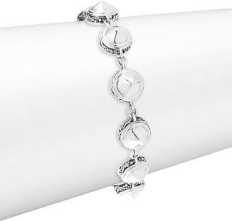 Lois Hill Women's Round Stud Bracelet