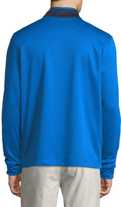 Callaway Men's Colorblocked Long-Sleeve Pullover Jacket