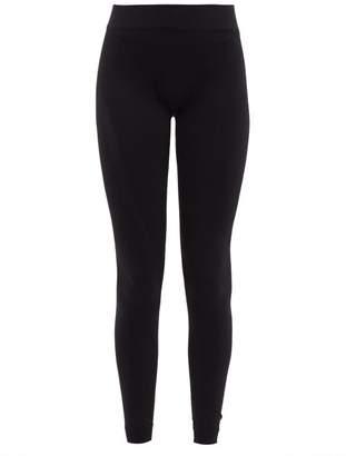 Hanro Yoga Comfort Performance Leggings - Womens - Black