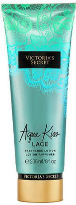 Victorias Secret Aqua Kiss Lace Fragrance Lotion $6 thestylecure.com