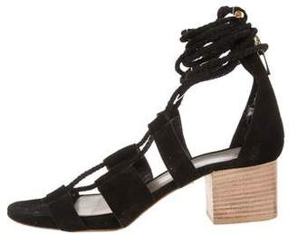 Maiyet Suede Gladiator Sandals