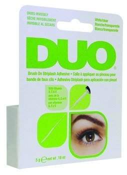 Ardell Lash Adhesive - Duo Brush-On .25 oz. (Pack of 6) by