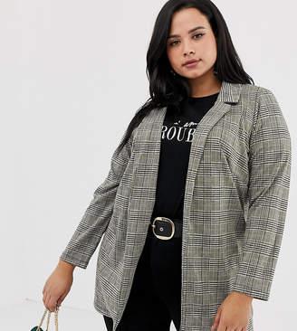 Junarose tweed blazer