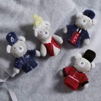 The White Company London Finger Puppets - Set of 4