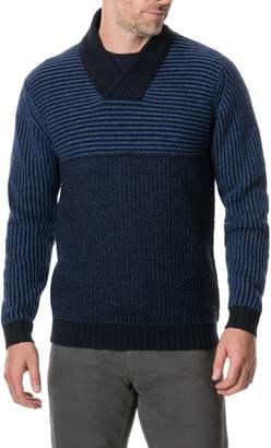 Rodd & Gunn Ettrick Shawl Neck Wool Blend Sweater