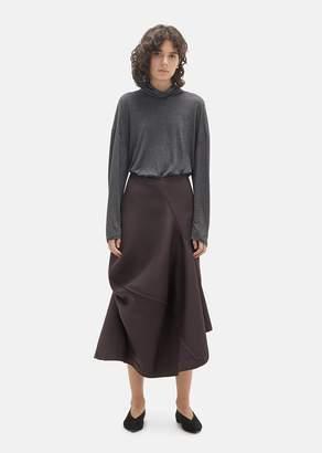 Acne Studios Suse Asymmetrical Tech Skirt