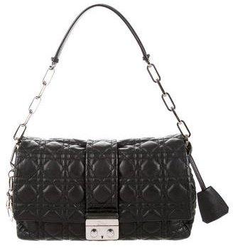 Christian Dior New Lock Flap Bag $1,395 thestylecure.com