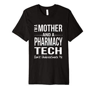 Funny Pharmacy Technician Week Gift Mom Women Her T-Shirt