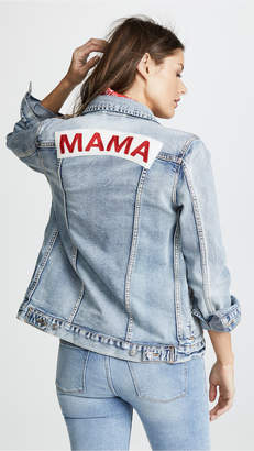 Ingrid & Isabel Mama Denim Jacket