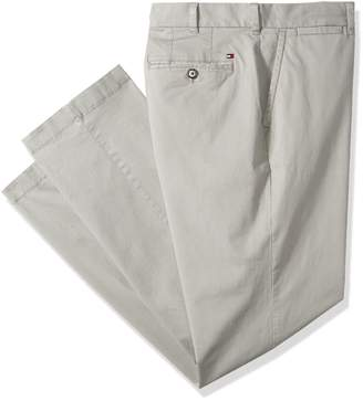 Tommy Hilfiger Men's Big Tall Classic Fit Stretch Chino Pants
