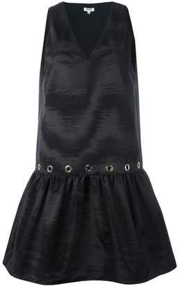 Kenzo flared shift dress