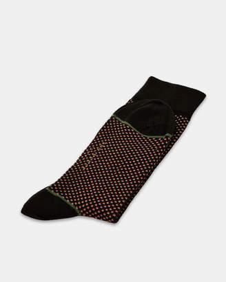 Ted Baker QUAIL Spot design socks
