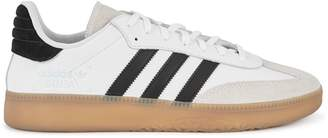 Samba RM White Leather Trainers