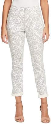 Gloria Vanderbilt Women's Amanda High Waisted Tapered Ankle Jeans