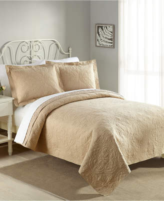 Peking Modern Heirloom Benedict Full/Queen Quilt Set