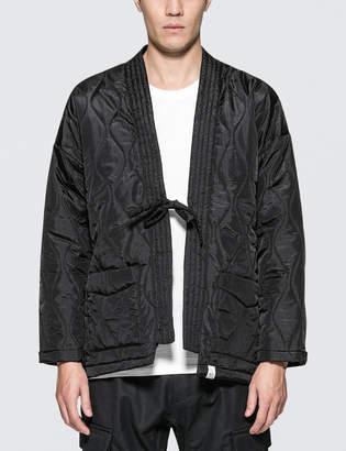 Magic Stick Kimono Quilt Liner Jacket