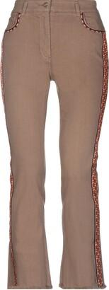 Etro Denim pants - Item 42712079JA