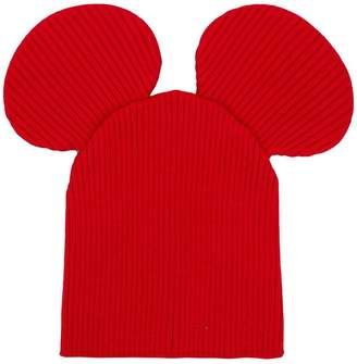 Comme des Garcons Boys mouse ears beanie hat