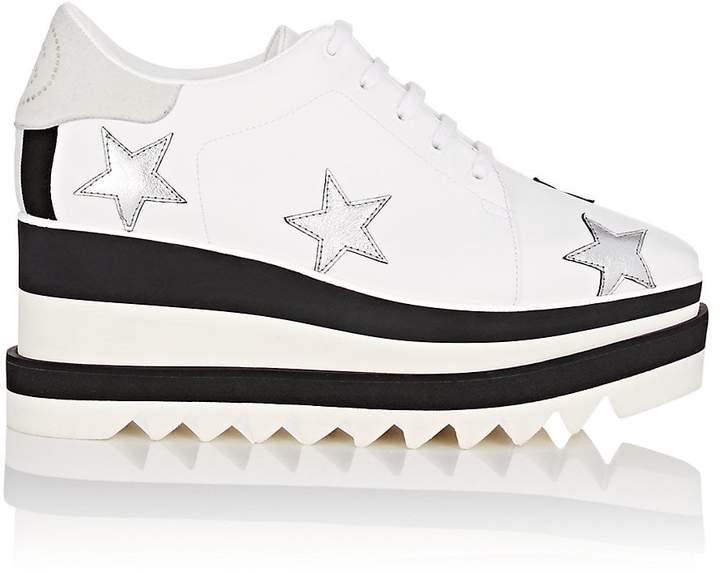 Stella McCartney Women's Elyse Faux-Leather Platform Sneakers