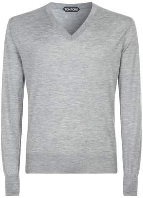 Tom Ford V-Neck Cashmere Sweater