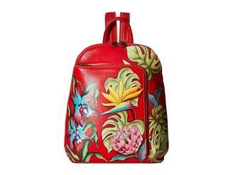 Anuschka 487 Sling Over Travel Backpack