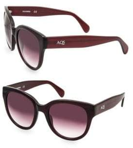 Cat Eye AVA 54MM Sunglasses