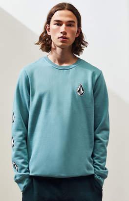Volcom Deadly Stone Crew Neck Sweatshirt