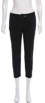 Balenciaga Cropped Mid-Rise Pants
